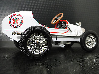 Pedal Car Race Vintage Sport Rare Hot Rod F1 Indy Racing Metal Midget Show Model