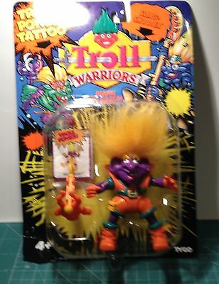 Tyco Troll Warriors Fanta The Rascal Ver Foto