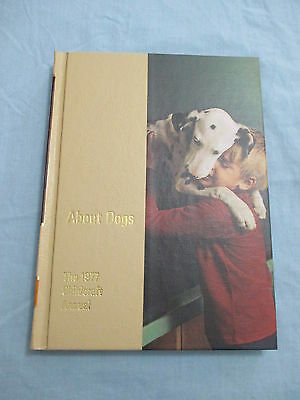 Childcraft How and Why Library Annual 1977 About Dogs Encyclopedia