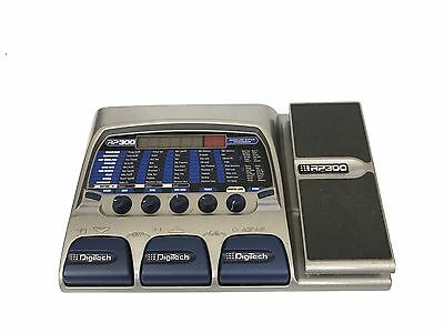 DigiTech RP300 Multi-Effects Guitar Effect Pedal Multi effecdt petals
