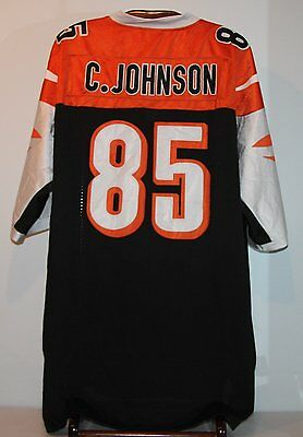 Maillot Trikot Jersey Nfl foot us Chad Johnson Cincinnati Bengals 3XL