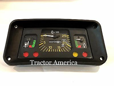 Ford New Holland Tractor 83954557 Instrument Cluster 5610 6610 7610 7610S