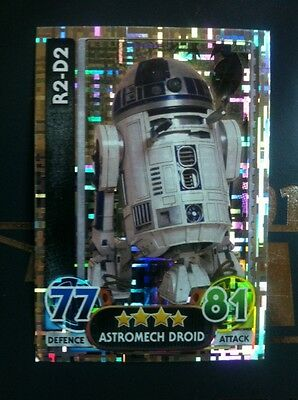 Star Wars Match Attax Cards X 25
