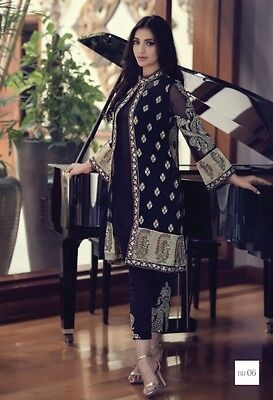 Indian / Pakistani latest salwar kameez Maria B Replica - Unstitched Suit