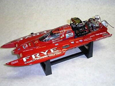 """Bad Ass """" Whiskey River """" THF Drag Boat. Extreme Detail. Discontinued."""