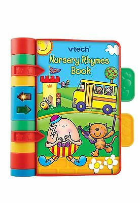 Interactive Kids Vtech Baby Nursery Rhyme toy Music Book.