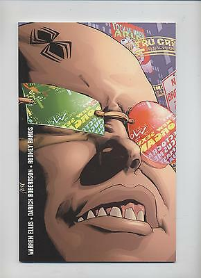Transmetropolitan # 30 Variant - Comic Action 2002 - Speed - Top