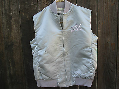 TERMS OF ENDEARMENT Vintage JAMES L. BROOKS Film Crew Jacket JACK NICHOLSON
