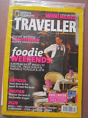 National Geographic Traveller Magazine - May/June 2013, Issue 17
