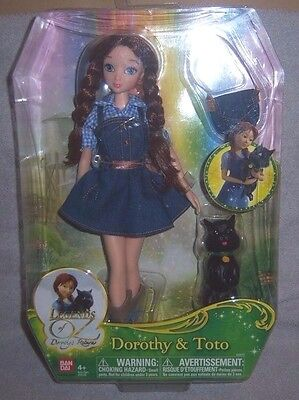 Legends of Oz Dorothy's Return DOROTHY  & TOTO - NEW 2013