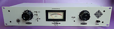 Telefunken V672 Vintage Preamp with DI Input compared to Neve 1073 (No. 4)