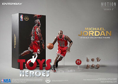 ENTERBAY MM-1207 MICHAEL JORDAN 1/9 NBA COLLECTON Preorder