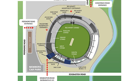ICC Champions Trophy 2nd Semi Final Birmingham BD India ONLY 4 Left!! £440 all