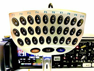 Mini Keyboard For Zoom F Control With Zoom F8 / F4.  FRC-8