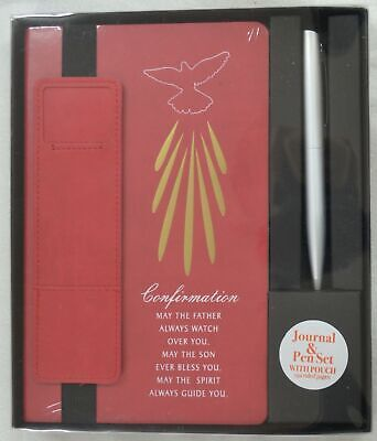 CONFIRMATION  Journal and Pen Gift Set