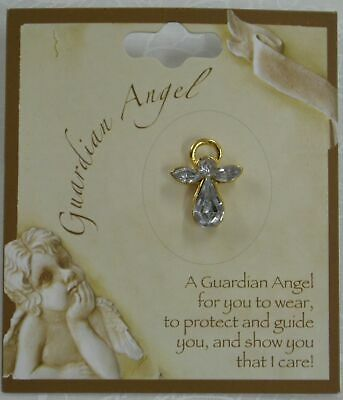 GUARDIAN ANGEL Lapel Pin, Hat Pin, Gift Item