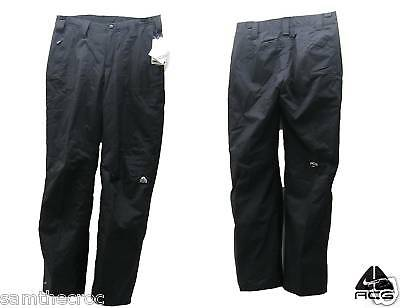 Nike Womens Ladies ACG Fit Storm ladies Ski Pants Trousers Black AUTHENTIC