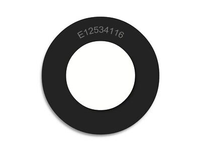 """Neoprene Rubber Washers 1 1/4"""" OD X 3/4"""" ID X 1/16"""" Thickness - Endeavor Series"""