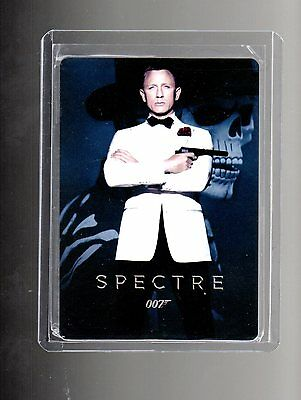 James Bond Archives Final Edition Metal Poster M24 card 24/100