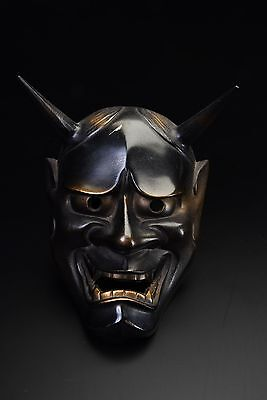 IRON NOH MASK -Jealousy woman- 般若 Han-nya