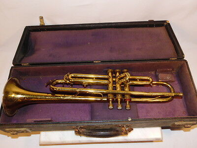 Vintage Concertone Trumpet made in Germany - With Case