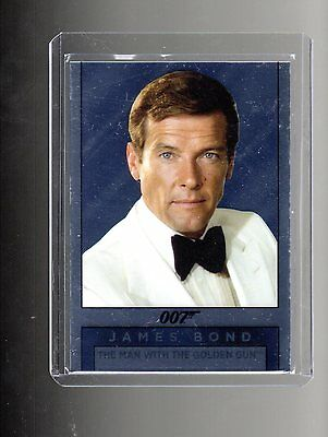 James Bond Archives Final Edition Double-sided Mirror M9 card