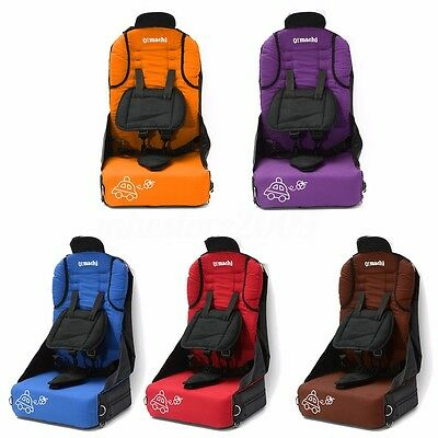 Child Baby Kid Toddler Infant Convertible Safety Car Seat Booster Travel Chair