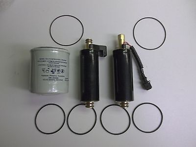 Electric Fuel Pumps for VOLVO PENTA 21608511 21545138 w/filter 4.3 5.0 5.7 GXI