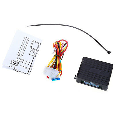 Universal Safety Car Power Window Roll Up Closer Module for Vehicle with 2 Doors