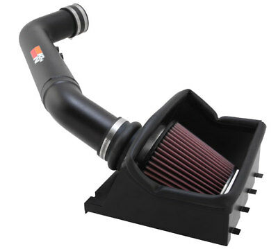 77-2582KTK K&N AIR INTAKE KIT fits FORD F250 SUPER DUTY 6.2 V8 2011-2012  TRUCK