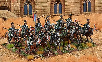 French 5th Line Lancers Perry Miniatures  28mm Metal
