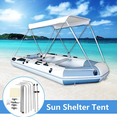 Sun Shelter Fishing Tent  For 2 person Boat Inflatable boat Rubber Boat  Awning