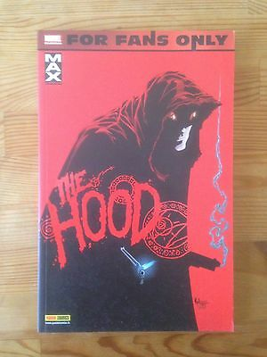 THE HOOD -  FOR FANS ONLY Marvel Panini Comics 2009