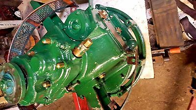 Lister engines and gearboxes and spares