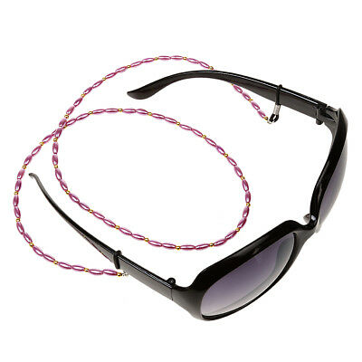 Eyeglass Cord Lanyard Eye Glasses Sunglasses Beads Chain Spectacles Holder