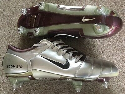 New Nike Air Zoom Total 90 Iii Sg Football Boots Uk10.5