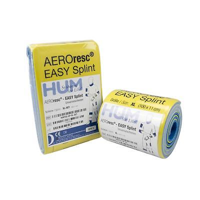 Aeroresc Easy Splints Splint Schiene Immobilisation Schienung