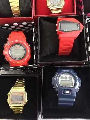 Joblot of Mens Watches n1 Brand New Mix Lot