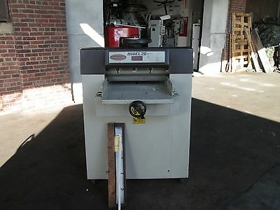 Challenge   Paper Cutter Model 20 Very Clean   Price Reduce