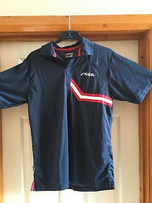 Stiga Conquer Table Tennis Shirt Medium