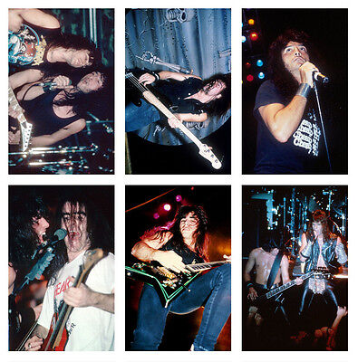 4 x 6 inch  photo(s) ANTHRAX  JOEY BELLADONNA photos..  BUY 1,2...OR ALL