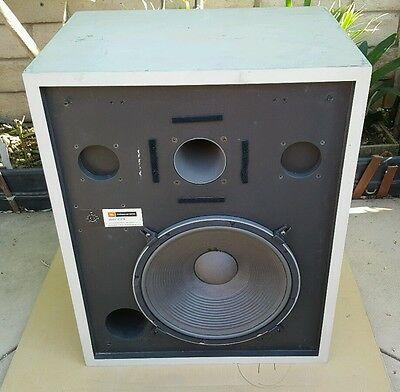 Vintage JBL 4331A Studio Monitor Speaker Cabinet Only for 2231A 2420 2312 Org