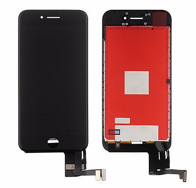 """Apple iPhone 7 4.7"""" LCD Display Screen Touch Digitizer Frame Unit Assembly Black"""
