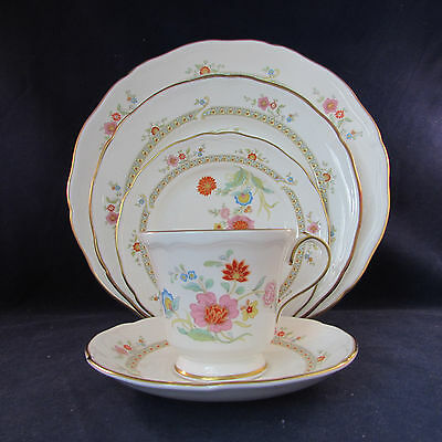 20pc SET - Aynsley Bone China SHANGRI-LA Service for Four