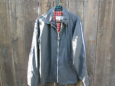 FIGHT CLUB 1999 Vintage Film CREW Jacket TYLER DURDEN Ed Norton BRAD PITT