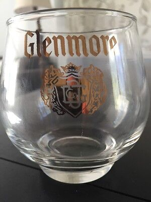 Vintage Glenmore Whiskey Glass