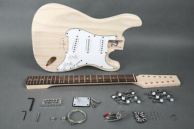 Good Quality Do It Yourself 12 String Tele Electric Guitar