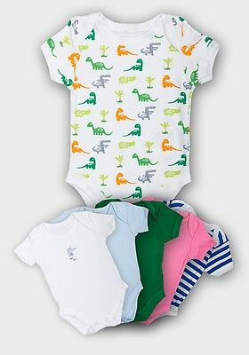 24 x Baby Assorted Bodysuits /  0 - 24 months