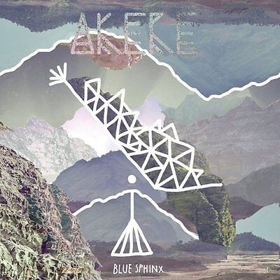 Akere - Blue Sphinx Vinyl LP + CD NEU 09534169