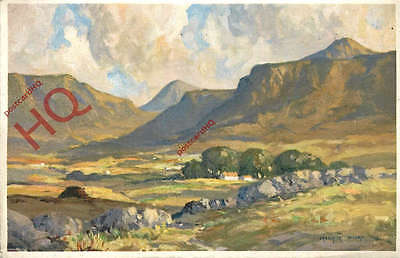 Postcard, The Mourne Mountains